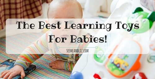 Best Toys For Babies To Learn Naturally Through Play