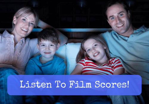 Benefits of classical music for children - listen to film scores