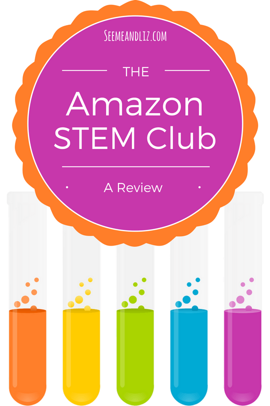 A Review of the Amazon STEM Club Monthly Membership Program. Find out if it's worth it.