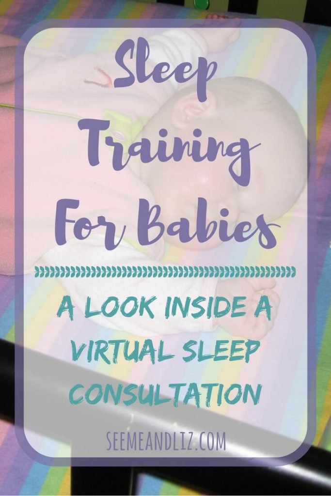 Sleep Training For Babies Learn more about this amazing Virtual Sleep Consultation Program