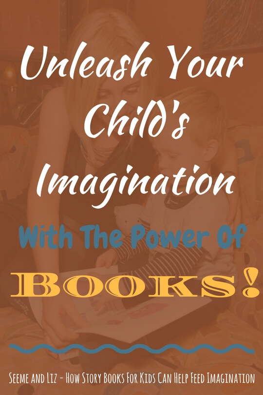 Unleash your child's imagination with the power of story books