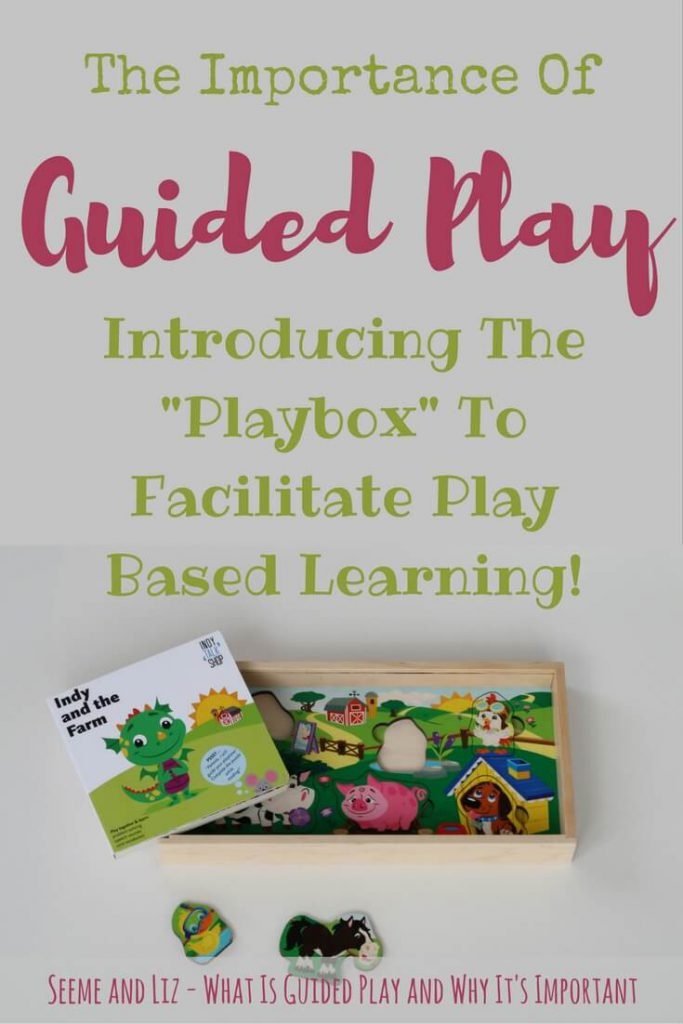 What is guided play and how the playbox can help!