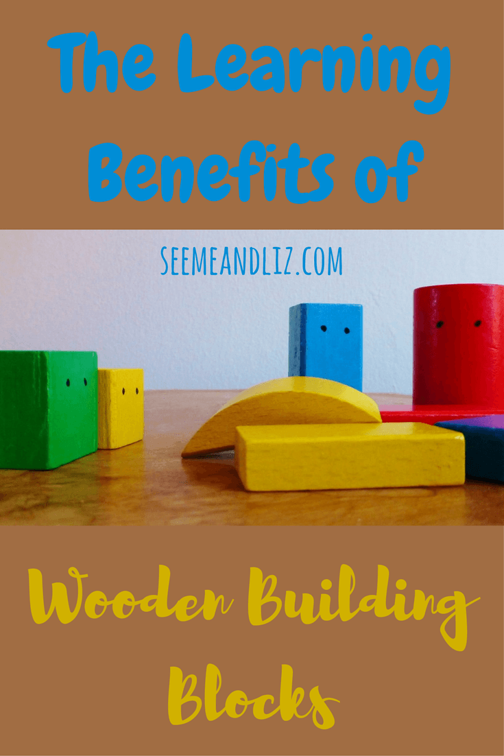 Find Out How Wooden Building Blocks provide open ended learning experiences for children.