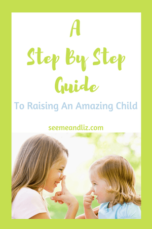 Step By Step Guide To Raising An Amazing Child E-Book