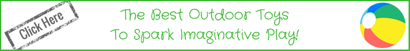 best outdoor toys for kids to spark imaginative play