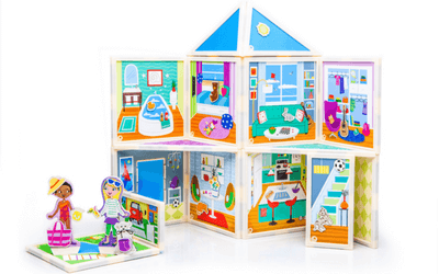 build & imagine melia's house