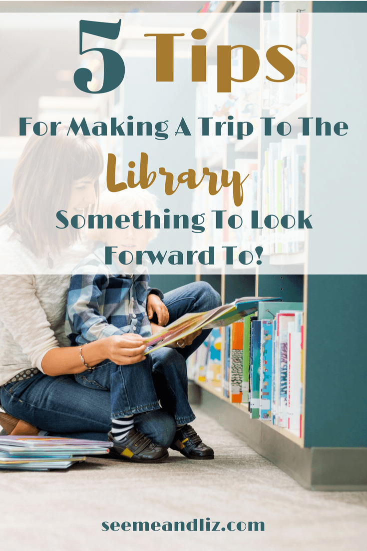 5 Tips To Make The Library A Fun Place