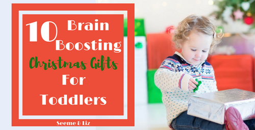 Christmas Gift Ideas For 2 Year Olds - These are brain boosting!