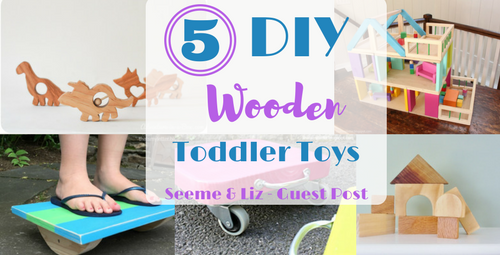 5 Diy Wooden Toys Toddlers Will Love Seeme Liz