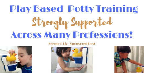 Play Based Potty Training Pediatrican Approved