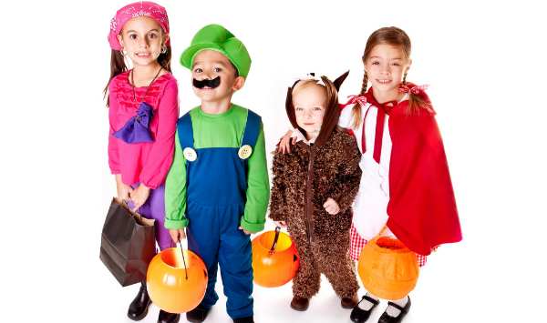 Halloween Kids.Kids Costumes For Halloween The 5 Developmental Benefits