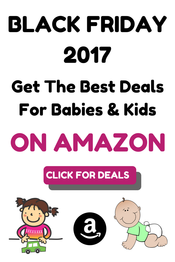 Click for Amazon Black Friday Deals For Babies & Kids #blackfriday2017 #amazondeals #blackfridaydeals #giftsforkids #toys