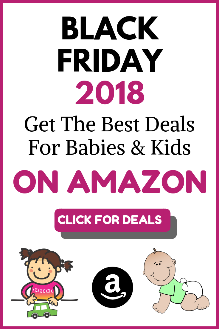 Amazon Black Friday Sales 2018
