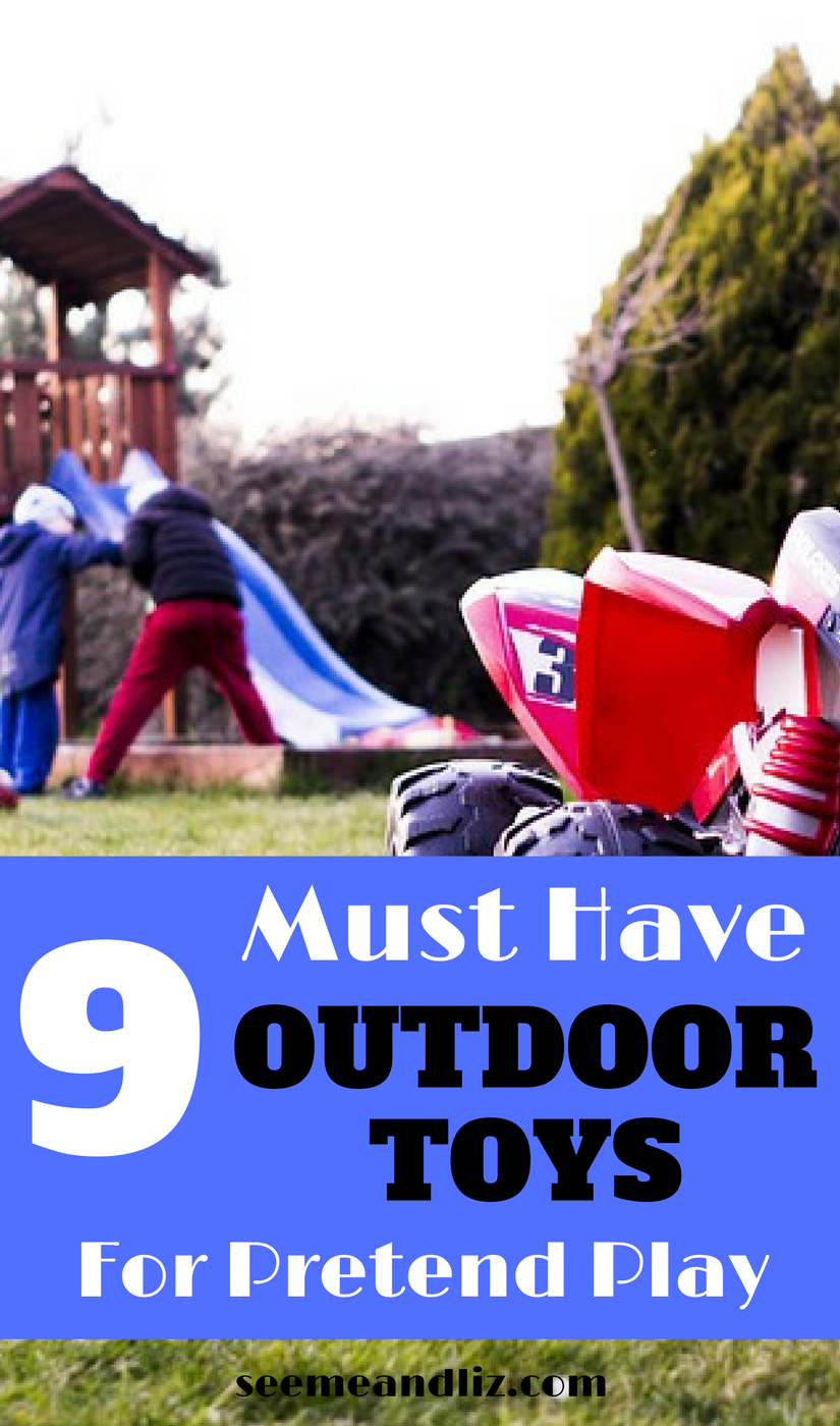 Best Pretend Play Toys For Kids : The best outdoor toys for kids to spark imaginative play