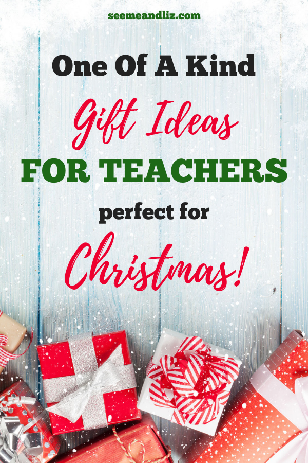 Christmas gifts with text overlay