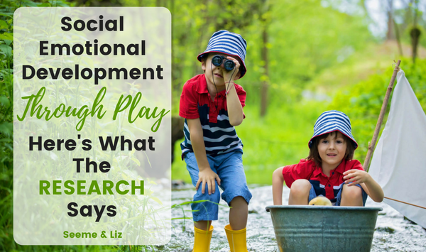 Social emotional development through play