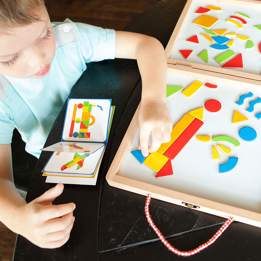 Magnetic creation station fat brain toys